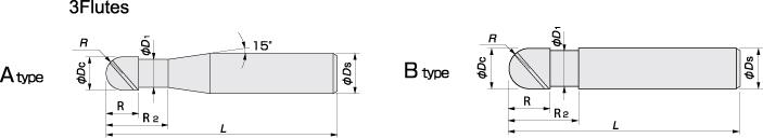 END-MILLS-–-EPOCH-MEGA-FEED-BALL-EVOLUTION-EMBE3(-S)-ATH-MOLDINO-Scale