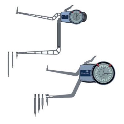 Caliper Gauge - Internal Comparison Measurement