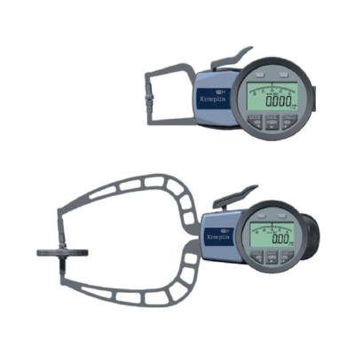 Caliper Gauge - Measurement of Foamed Material and Foil
