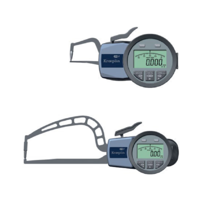 Caliper Guage - Tube Wall Measurement