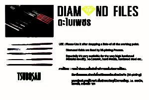 TSUBOSAN DIAMOND FILES