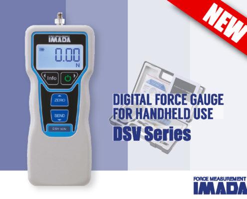 DSV force gauge