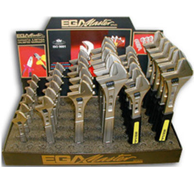 Adjustable Wrench Set ชุดประแจเลื่อน Ega Master