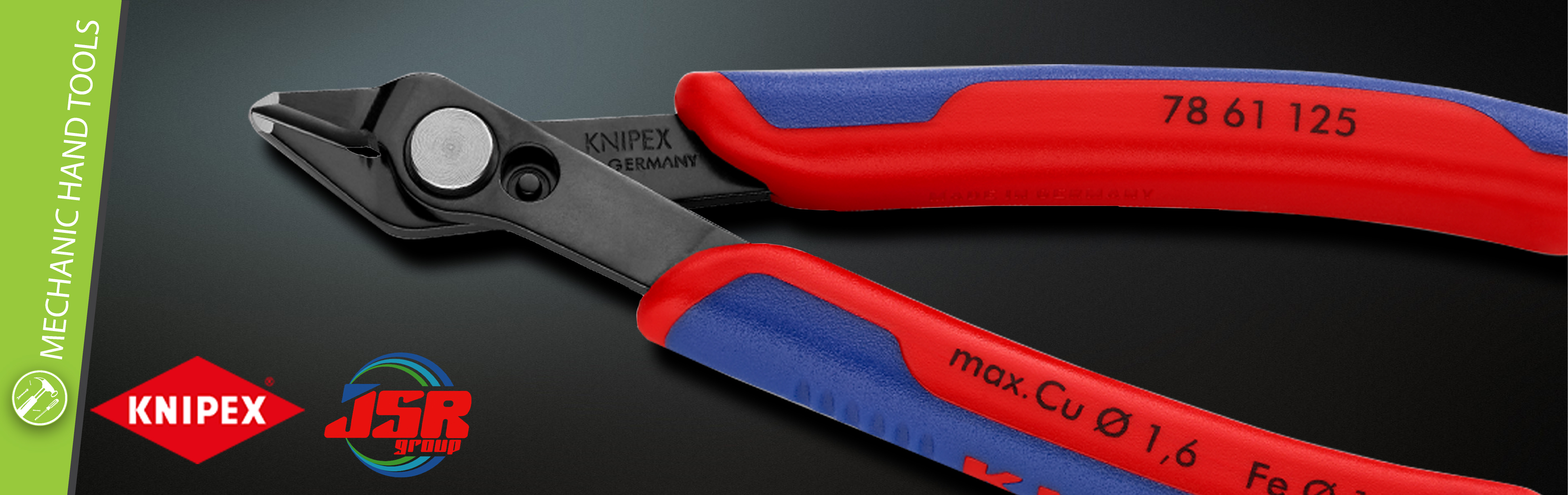 คีม knipex jsr group