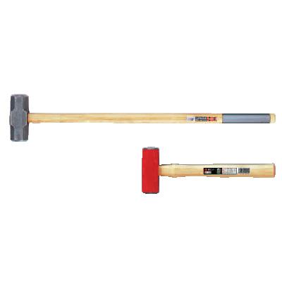 Steel Hammer ค้อนทุบหินด้ามไม้ OH