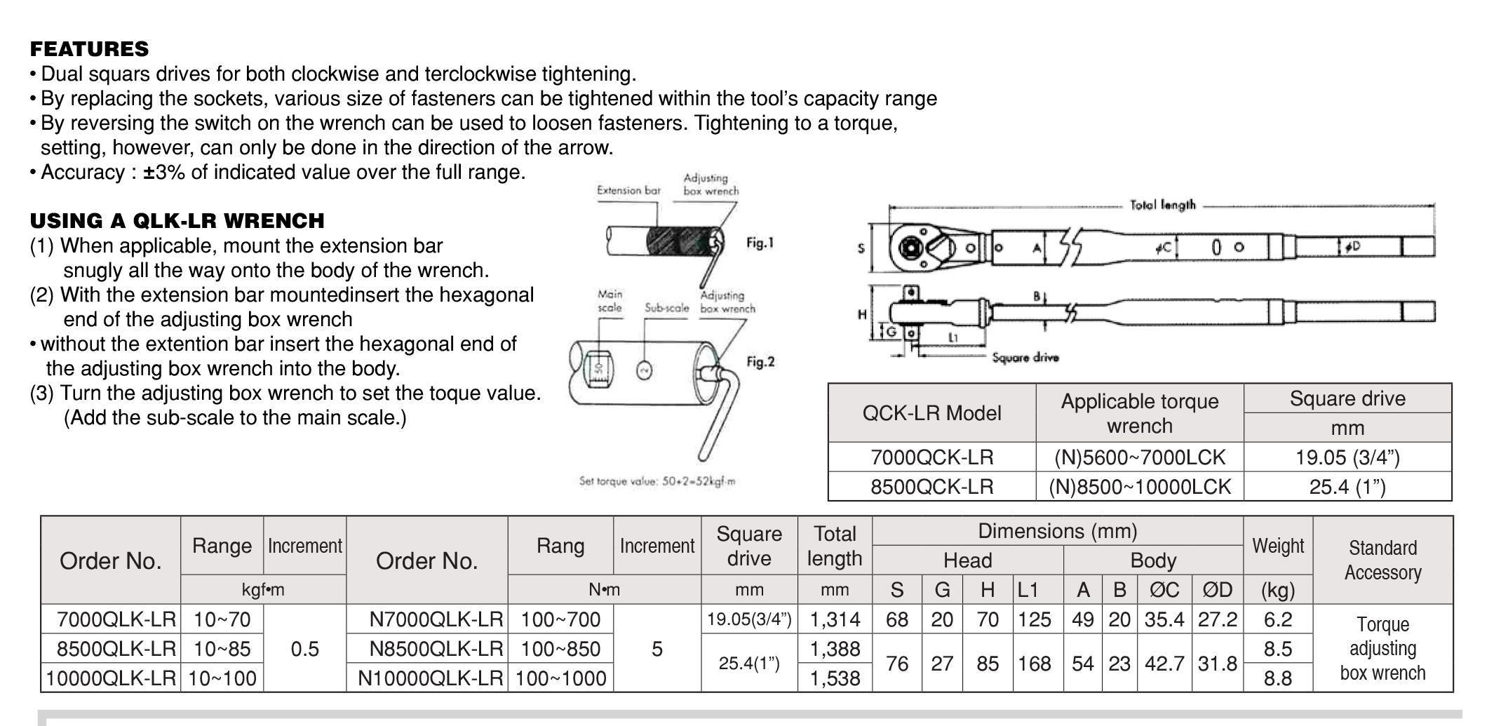 ประแจปอนด์แบบปรับตั้งแรงขัน-QLK-LR-LARGE-HUB-NUT-TORQUE