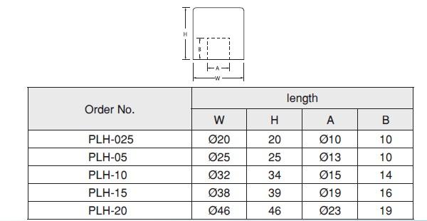 Plastic Hammer หัวค้อนพลาสติกด้ามไม้ EGA Master table