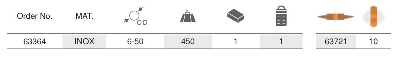 เครื่องตัดท่อ ega master รุ่น automatic 50 table