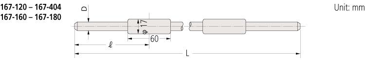 Setting-standard-Mitutoyo