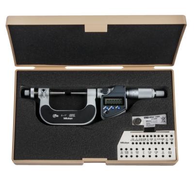 324-351-30-Mitutoyo Gear tooth Micrometer