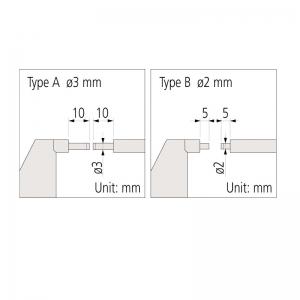 Spline Micrometer MITUTOYO