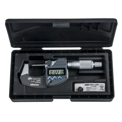 342-371-30-Mitutoyo crimp height micrometer