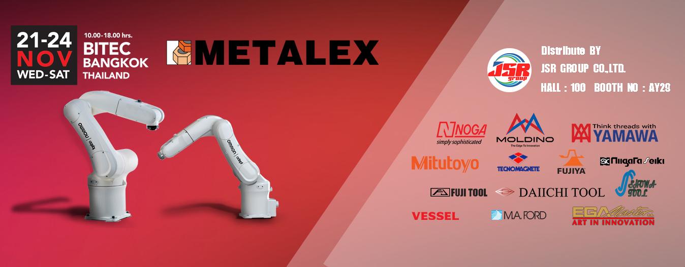 metalex slide