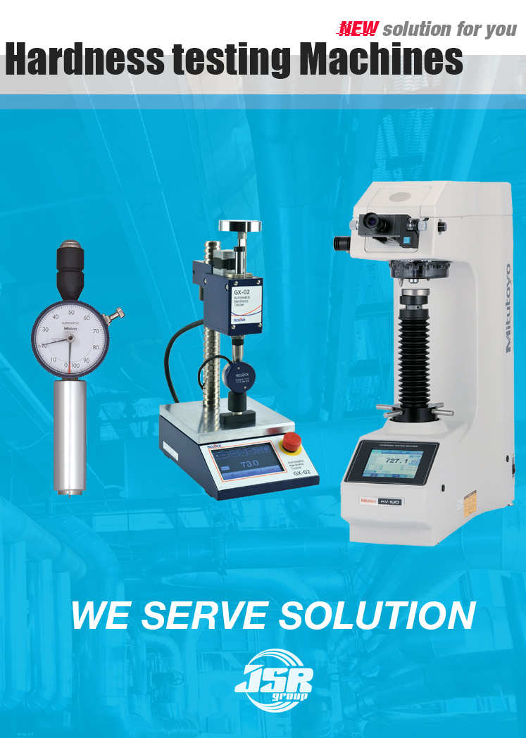 measuring-Hardness testing Machines