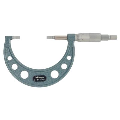 122-127-Blad-Micrometer-Mitutoyo
