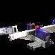LASER SYSTEM FOR THROUGH-FEED SINGLE DIAMETER MEASURING AND GRINDER REGULATION GRINDLINE MARPOSS