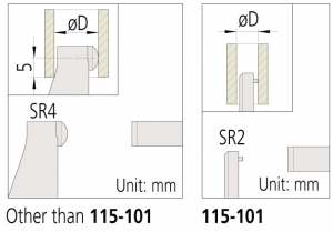 115-Mitutoyo-Dimension