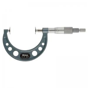 169-206-Mitutoyo Disk Micrometer
