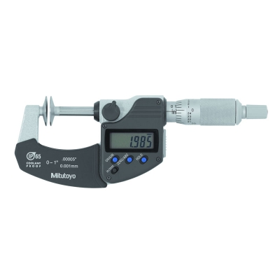 323-350-30-Mitutoyo Disk Micrometer