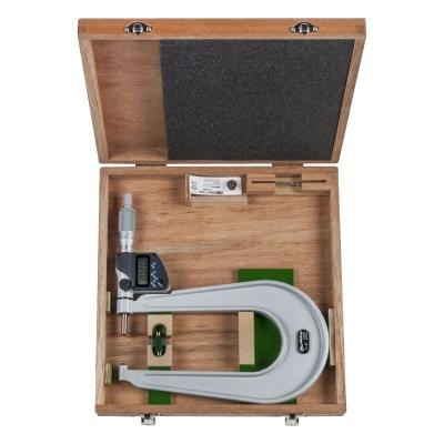 389-372-30-Mitutoyo Sheet Metal Micrometer