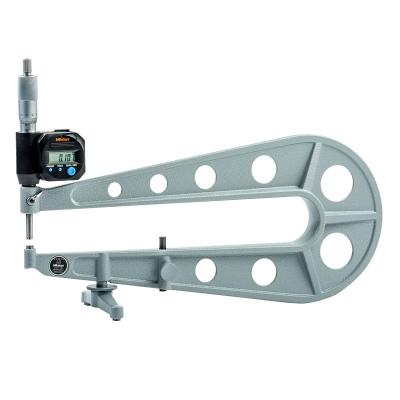 389-514-Mitutoyo Sheet Metal Micrometer