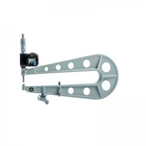 389-714-Mitutoyo Sheet Metal micrometer