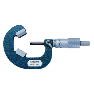 114-114-mitutoyo V-Anvil micrometer