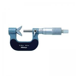 114-121-Mitutoyo V-Anvil Micrometer