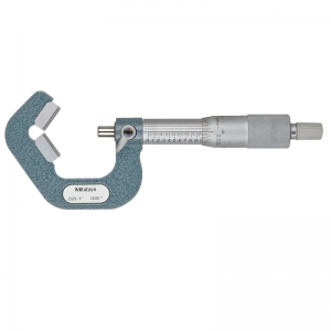 114-135-Mitutoyo V-Anvil Micrometer