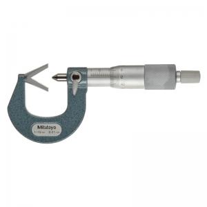 114-161-Mitutoyo V-Anvil Micrometer