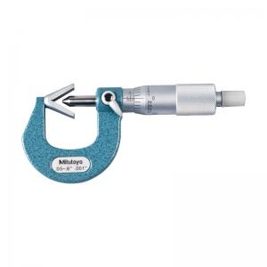 114-163-Mitutoyo V-Anvil Micrometer