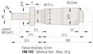148-143-Mitutoyo