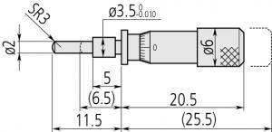 148-205-Mitutoyo