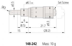 148-242-Mitutoyo
