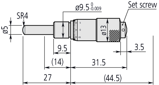 148-801-Mitutoyo