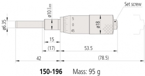 150-196-Mitutoyo