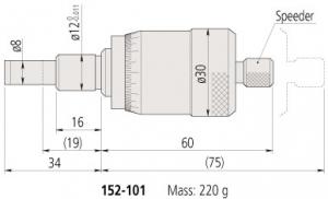 152-101-Mitutoyo