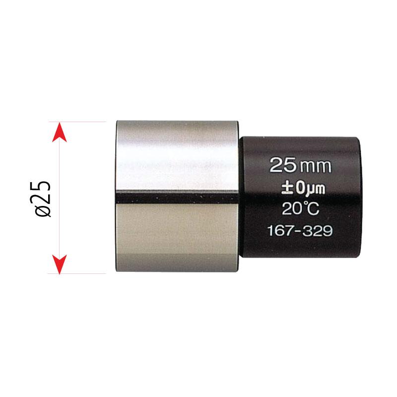 Setting Standard for V-anvil Micrometer