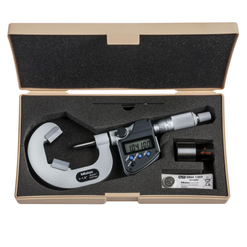 314-353-30-MItutoyo V-anvil Micrometer