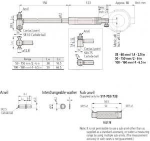511-Bore-gage-Dimension511-702-703-704