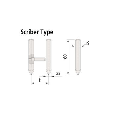 Scriber Type Mitutoyo