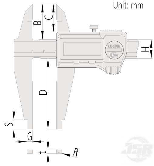 ABSOLUTE-DIGIMATIC-CALIPER-with-Nib-style-and-standard-jaw