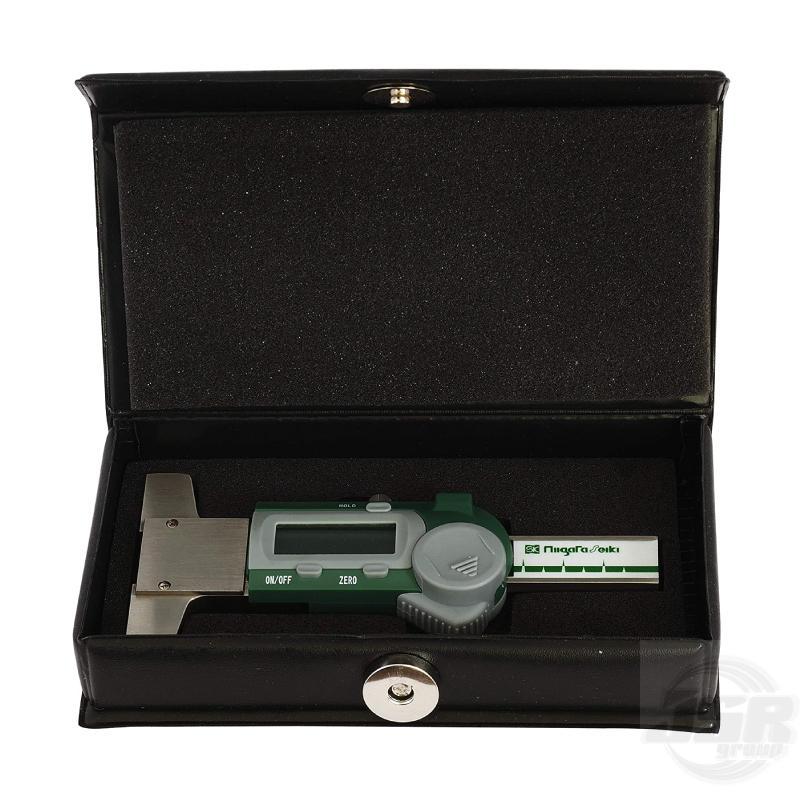 Digital mini depth gauge sk niigata seiki